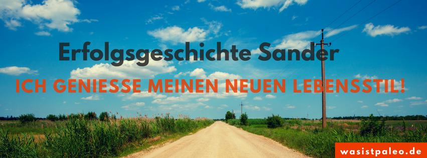 Erfolgsgeschichte - Sander